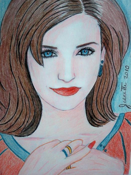Jennifer Grey by Jeanette